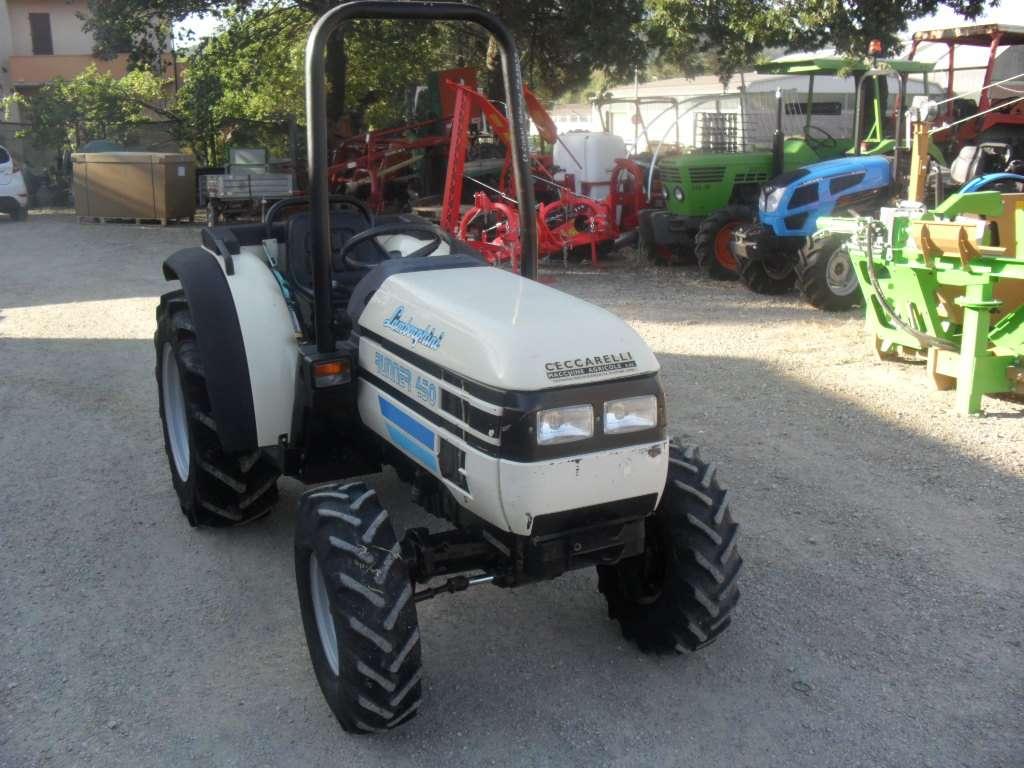 trattore lamborghini 450 runner - trattori usati in vendita