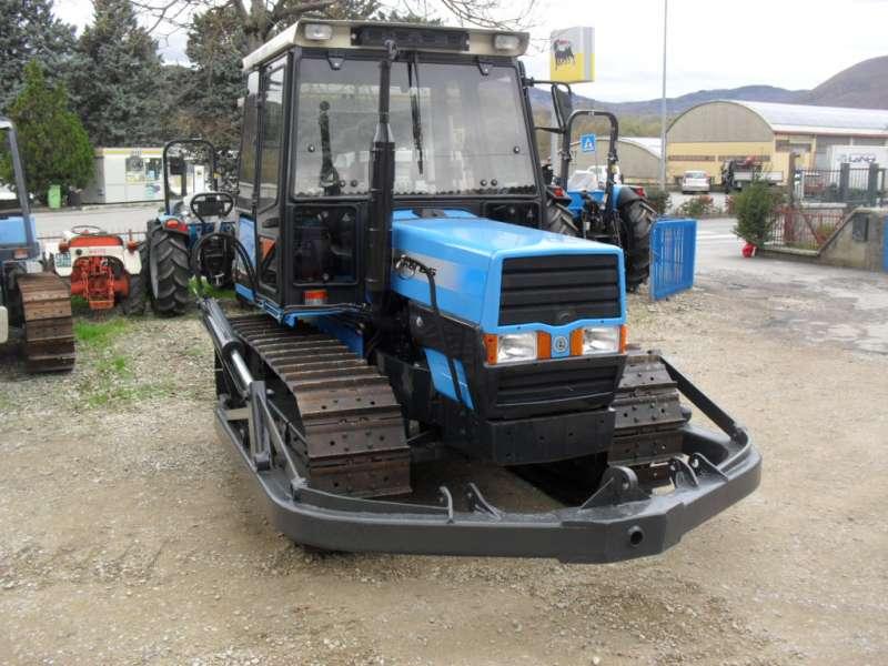 trattore trekker 85