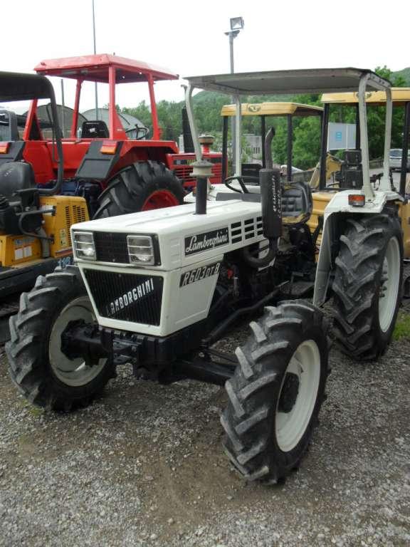 trtattore lamborghini 503 - trattori usati in vendita
