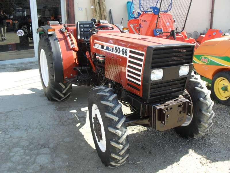 trattore fiat 80-66