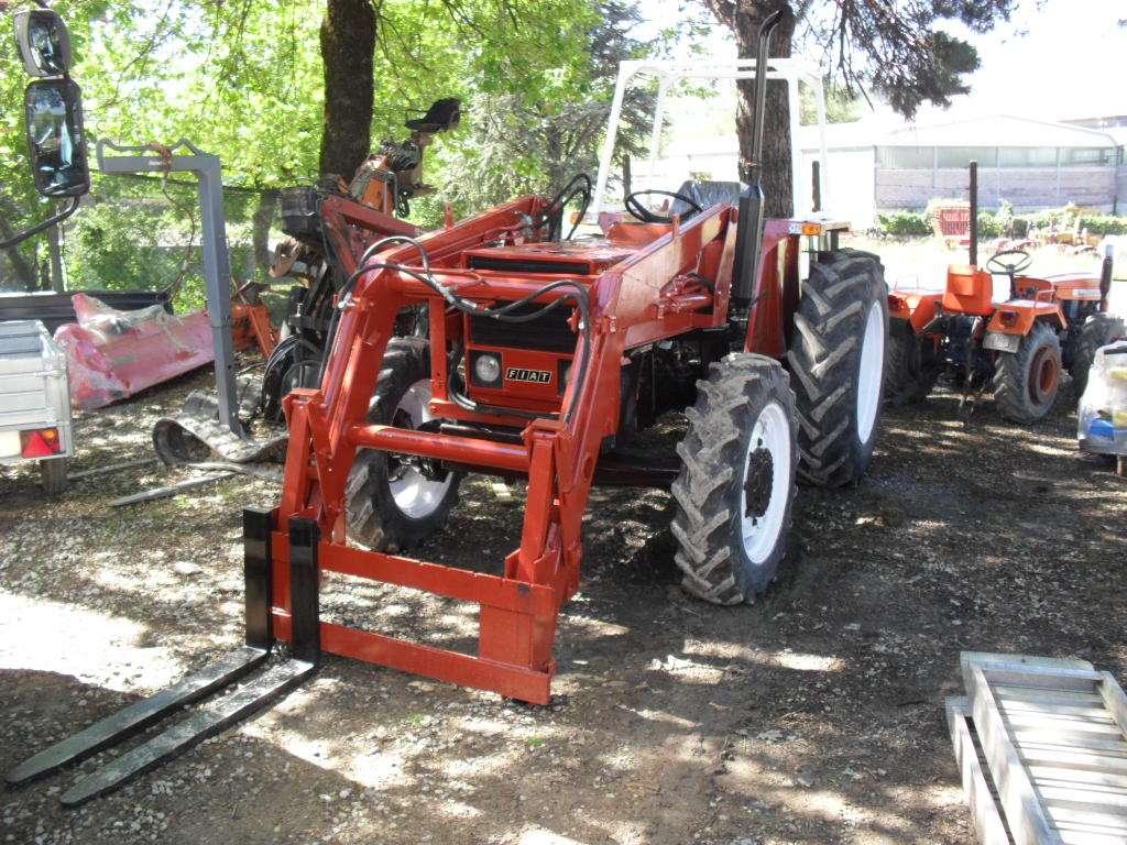 trattore fiat 570 - trattori usati in vendita