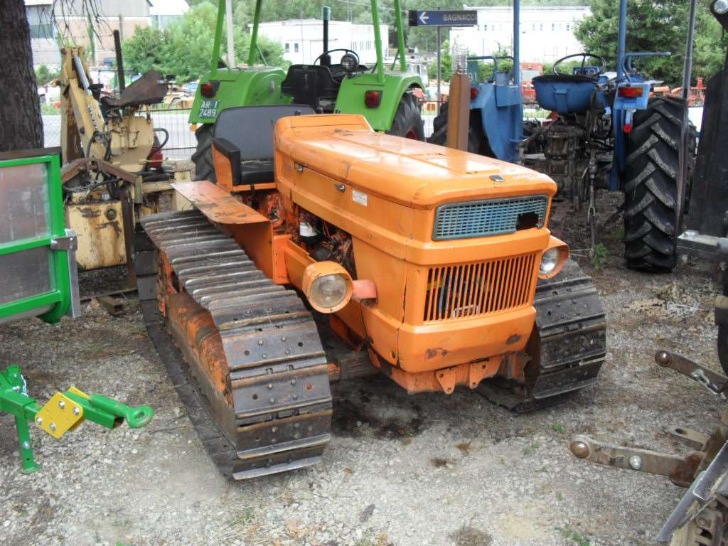 trattore fiat 555 - trattori usati in vendita